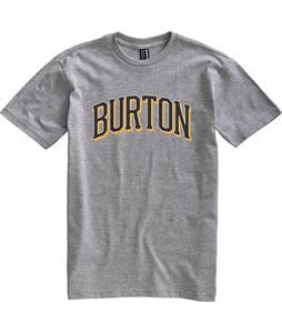 Burton Warm Up T-Shirt Heather Grey