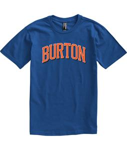 Burton Warm Up T-Shirt Royal