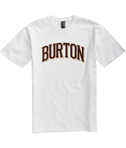 Burton Warm Up T-Shirt Stout White