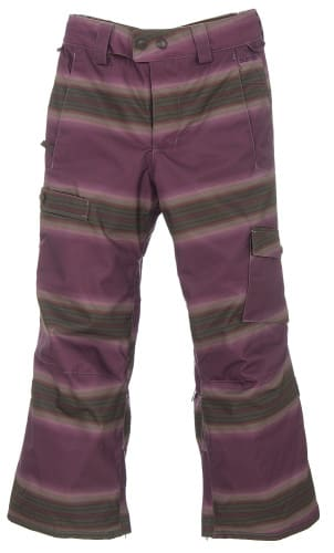 Burton The White Collection Cosmic Delight Snowboard Pants