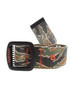 Burton Webbing Belt Tiger Camo