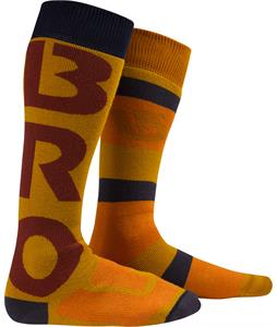 Burton Week End Two-Pack Socks Yolky
