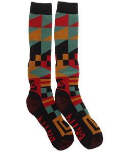 Burton Weekender Stripe IR Blem Socks