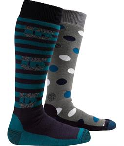 Burton Week End Two Pack Socks