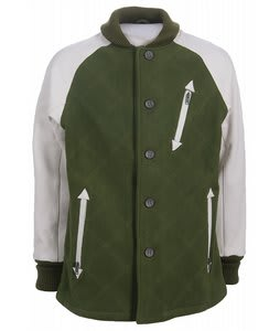 Burton Wembley Jacket Chive