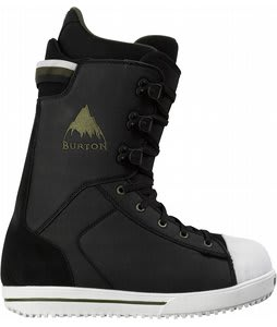 Burton Westford Snowboard Boots Black/Green