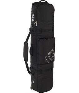 Burton Wheelie Board Case Snowboard Bag True Black 152cm
