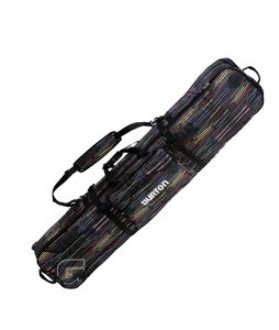 Burton Wheelie Snowboard Case Tokyo Lights 166