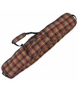 Burton Wheelie Gig Snowboard Bag Rn Flannel Plaid 181
