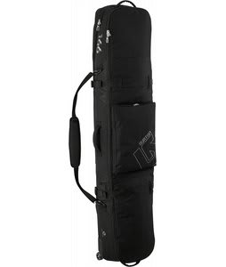Burton Wheelie Board Case Snowboard Bag True Black 181cm