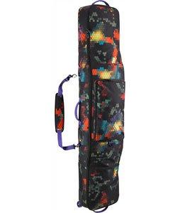 Burton Wheelie Gig Snowboard Bag Digi Floral 156cm