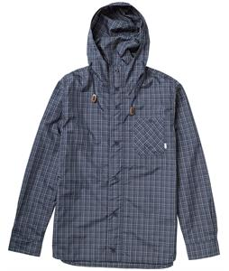 Burton Wind Shirt Windbreaker Eclipse Ruler Plaid