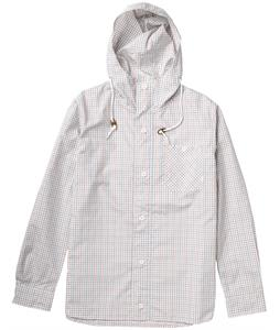 Burton Wind Shirt Windbreaker Vanilla Ice Ruler Plaid