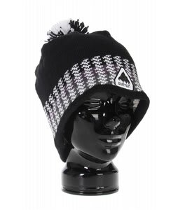 Burton Wood Beanie True Black