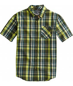 Burton Wrench Shirt Trench Green