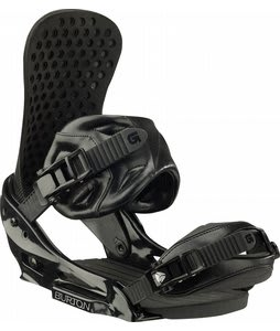 Burton X-Base EST Snowboard Bindings Black
