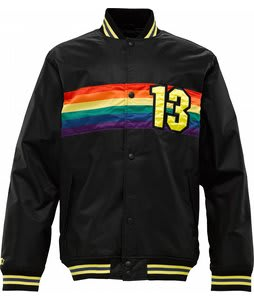 Burton X Starter Snowboard Jacket True Black