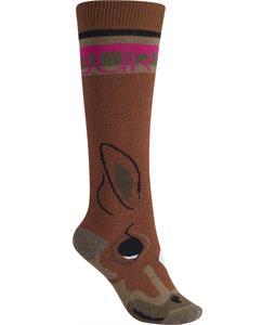 Burton Youth Party Socks Lil Pony