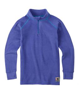 Burton Youth 1/4 Zip Fleece Sorcerer