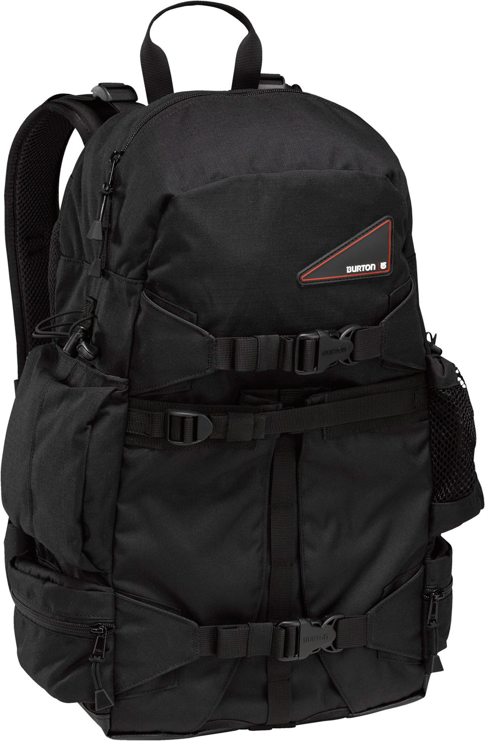 Burton Zoom Pack Backpack Blotto Black/Red 26L