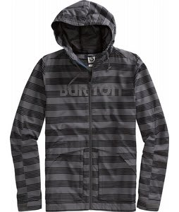 Burton Dover Jacket Smog Home Stripe
