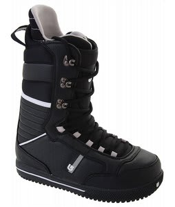Burton Poacher Snowboard Boots Black/Black