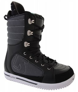 Burton Tryst Snowboard Boots Black/White