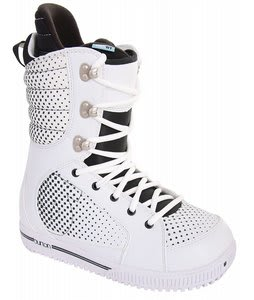 Burton Tryst Snowboard Boots White/Black