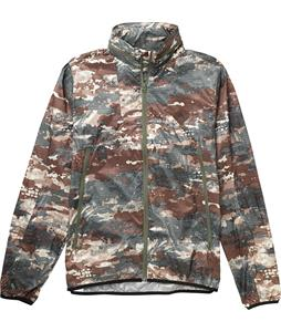 Burton Abrams Windbreaker Canvas Camo