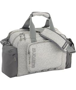 Burton Access Messenger Bag Gray Heather Diamond Ripstop 20L