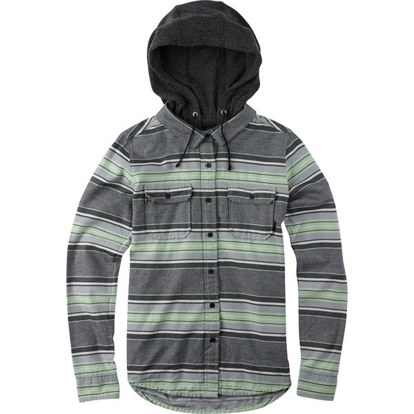 Burton Acorn Hooded Flannel