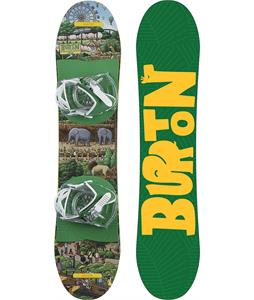 Burton After School Special Blem Snowboard w/ Bindings