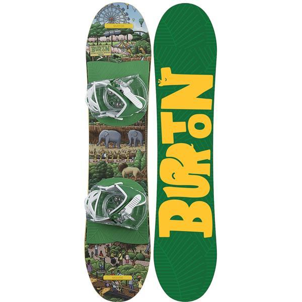 Burton After School Special Snowboard w/ Bindings