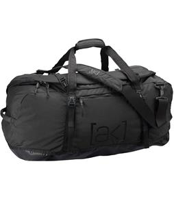 Burton AK 90L Duffel Bag True Black Heather 90L