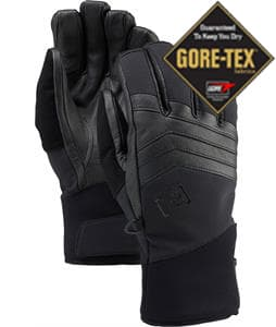 Burton AK Clutch Gore-Tex Gloves True Black