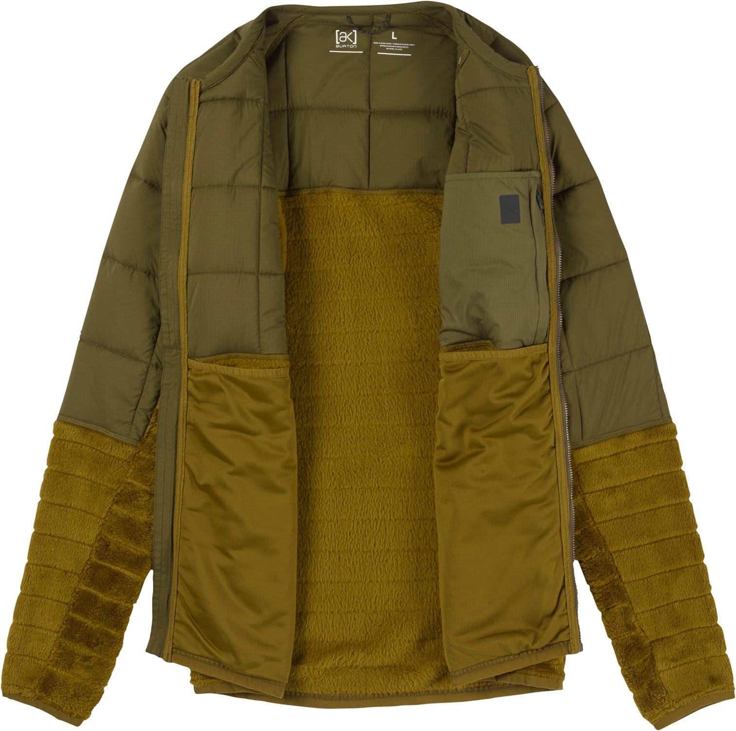 On sale burton ak hybrid insulator snowboard jacket up to for Housse snowboard burton