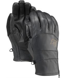 Burton AK Leather Tech Gloves True Black