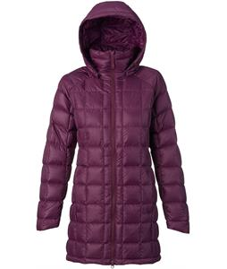 Burton AK Long Baker Down Jacket