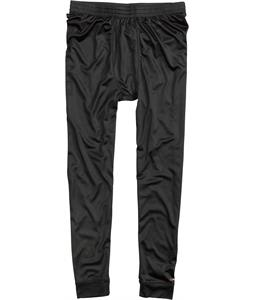 Burton AK Silkweight Baselayer Pants True Black