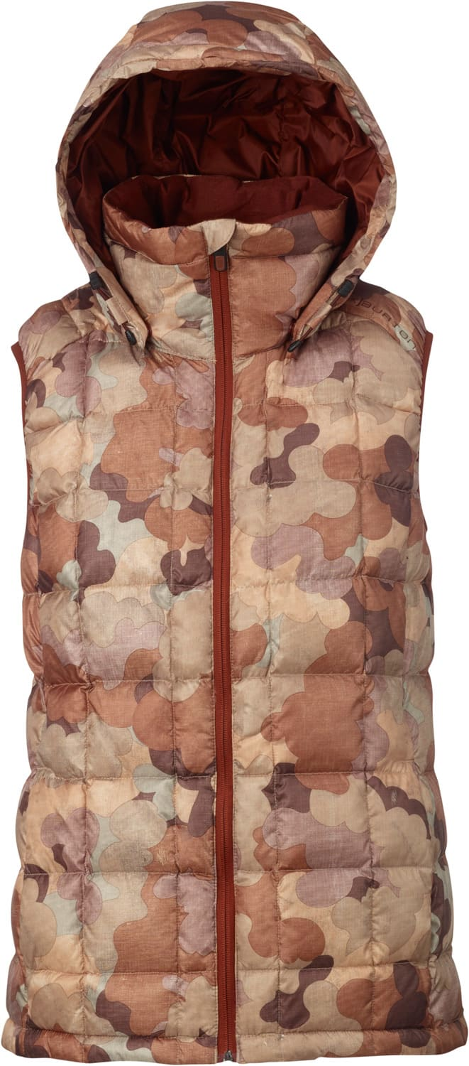 On Sale Burton Ak Squall Down Vest Womens Up To 40 Off