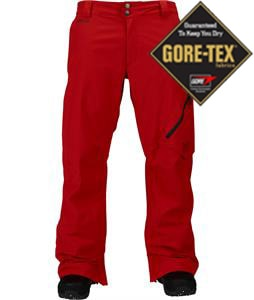 Burton AK 2L Cyclic Gore-Tex Snowboard Pants Fang