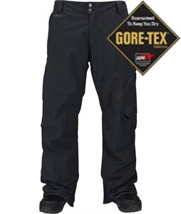 Burton AK 2L Cyclic Gore-Tex Snowboard Pants True Black