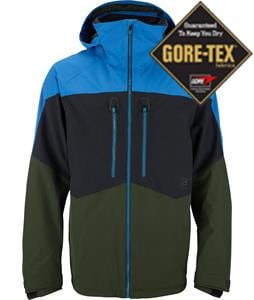 Burton AK 2L Swash Gore-Tex Snowboard Jacket Hyper/True Black/Resin Colorblock