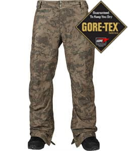 Burton AK 2L Swash Gore-Tex Snowboard Pants Cloud Camo