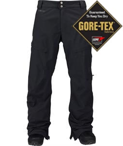 Burton AK 2L Swash Gore-Tex Snowboard Pants True Black