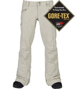 Burton Alchemy Gore-Tex Snowboard Pants Moon Rock