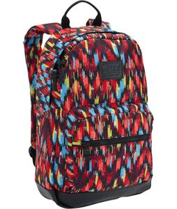 Burton Ali Backpack Ikat Stripe Canvas 25L