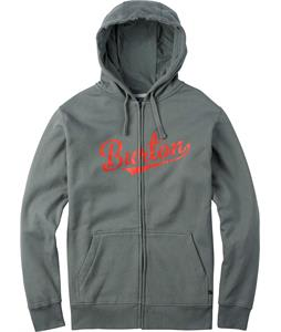Burton All Star Full-Zip Hoodie Dark Ash