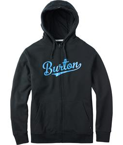 Burton All Star Full-Zip Hoodie True Black