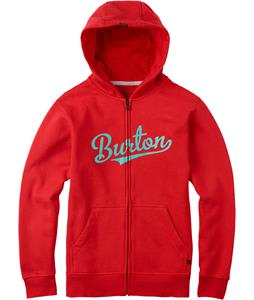 Burton All Star Full-Zip Hoodie Fiery Red